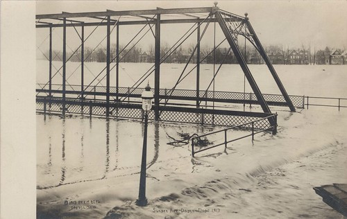 Sunset Avenue, Dayton, OH - 1913 Flood