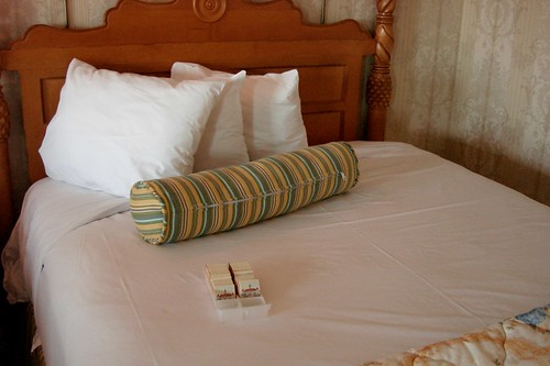 Turndown at the Grand Floridian