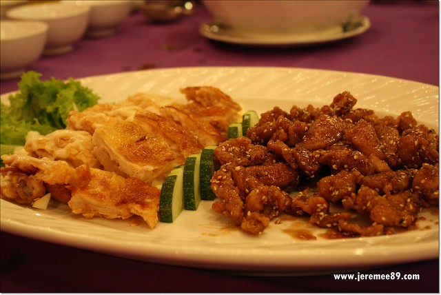 Golden Thai Seafood @ Batu Ferringhi - Honey & Almond Chicken