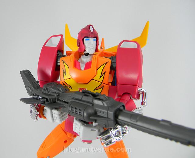 Transformers Rodimus Prime Masterpiece - modo robot