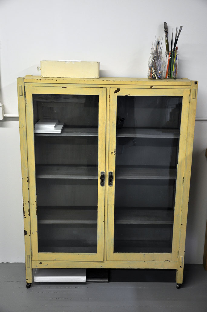 new cabinet 1