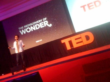 WT? at TED