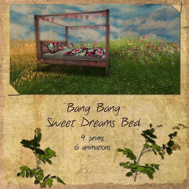 Bang Bang - Sweet Dreams Bed