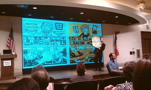 Library Renewal Presentation Pic