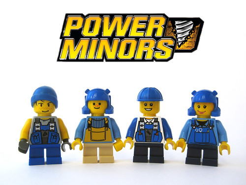 Power Minors!