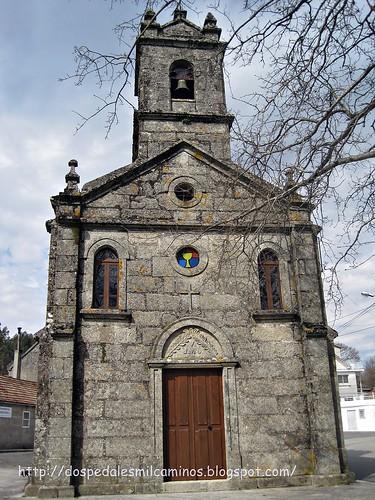 capilla San Roque de Carballedo