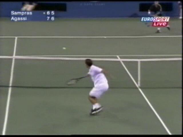 Pete Sampras - Andre Agassi