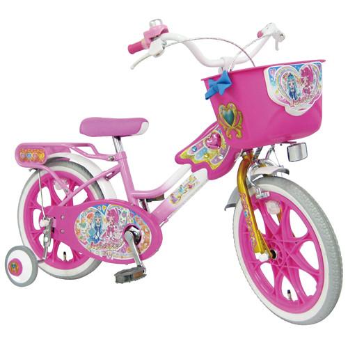 プリキュア自転車