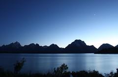 Jackson Lake, WY 2007 (dakotalapse) Tags: astrophotography wyoming tetons jacksonlake