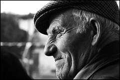 Arrivederci padre o forse addio: mio nonno, era mio nonno il padre mio! (R. Vecchioni) (Bruna Kore Perseide) Tags: ghiaccio campobasso tufara anticamascheradeldiavolo