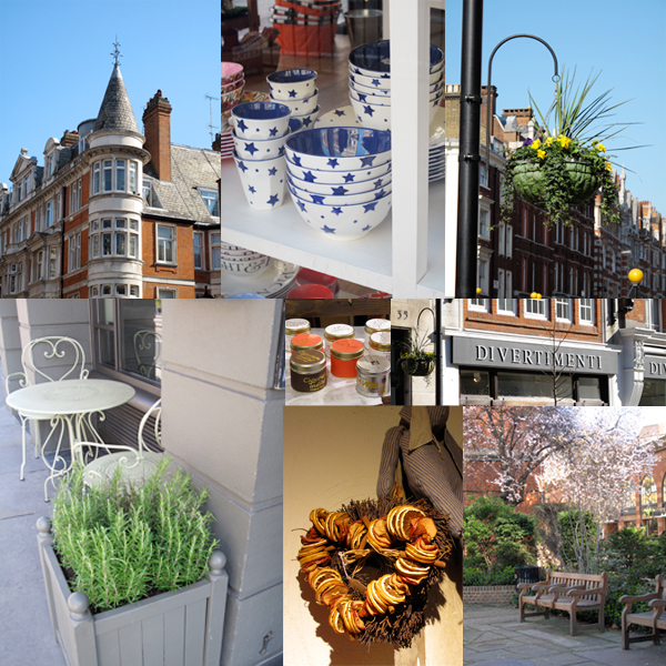 Collage Marylebone 1