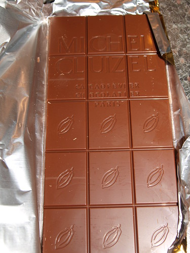 Michel Cluizel 45% Grand Lait Milk Chocolate