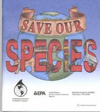 Save Our Species Coloring Book