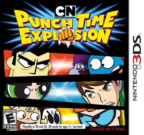 CN: Punch Time Explosion