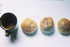 Breakfast one day () Tags: vegas bread nikon 400 fm breakfasttea