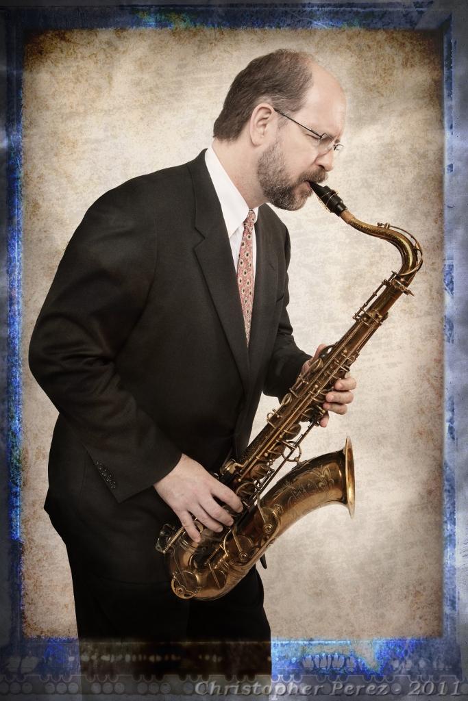 A Tenor Sax Sings