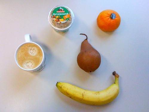 Natur Knusper, Birne, Clementine & Banane