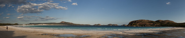 Lucky Bay, Cape Le Grand (beach level)