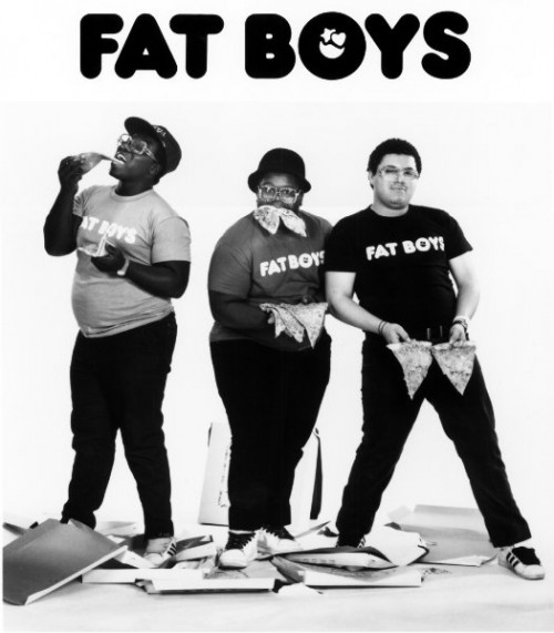Fat Boys luv Pizza