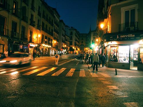 Madrid de los Austrias/La Latina