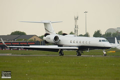 N785QS - 5157 - Private - Gulfstream G550 - Luton - 100518 - Steven Gray - IMG_2180