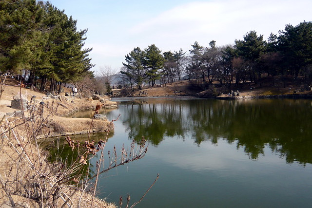 慶州 雁鴨池 Anapji, Gyeongju