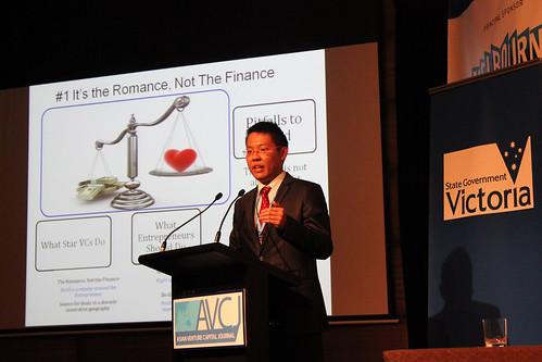 AVCJ Melbourne VC Conference