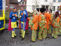 Karneval in Damme  2011 (Badewannen Kapitn) Tags: carnival festival germany deutschland fiesta carnaval carnevale fasching carneval karneval helau damme kostm 2011  shrovetide karnevalsumzug strassenkarneval  kunghunji carnevalindamme carnevalsumzug karnevalindamme strassencarneval