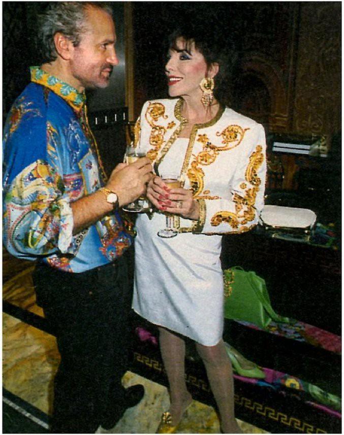 Gianni & Lyz Taylor - via David Motta