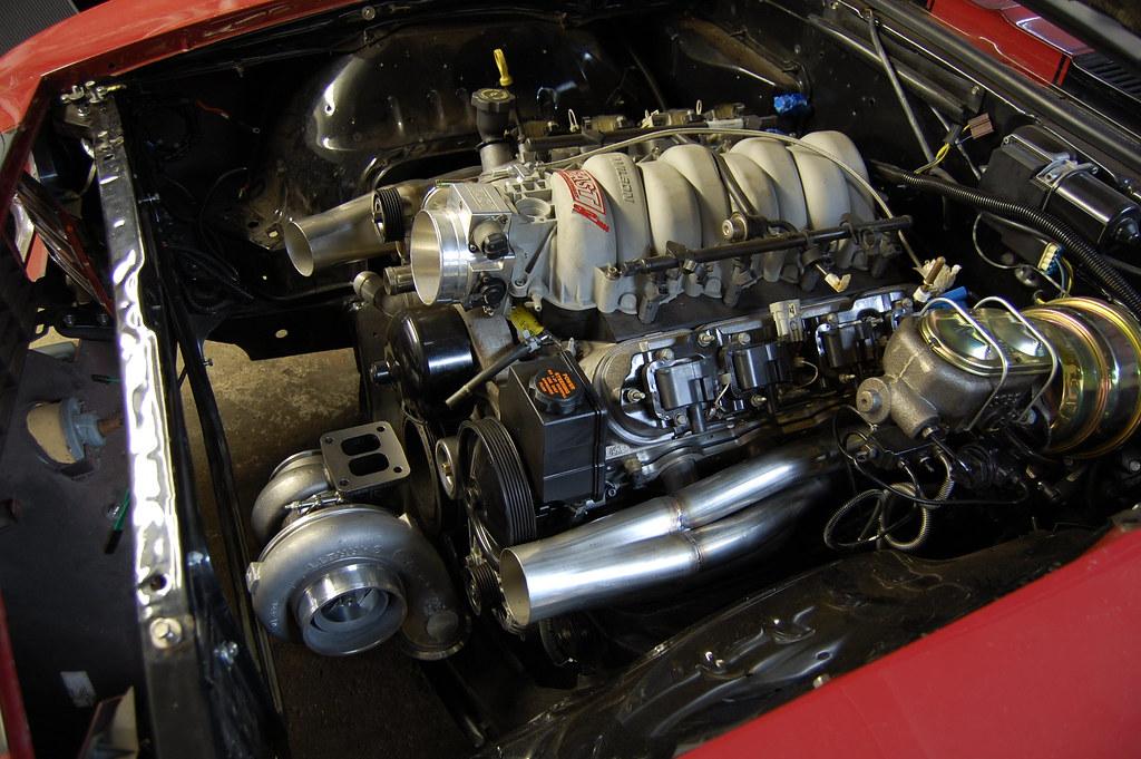 69 Camaro Single Turbo I M Working On Ls1tech Camaro