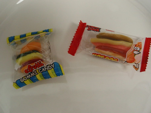 gummi burger and hot dog (1)