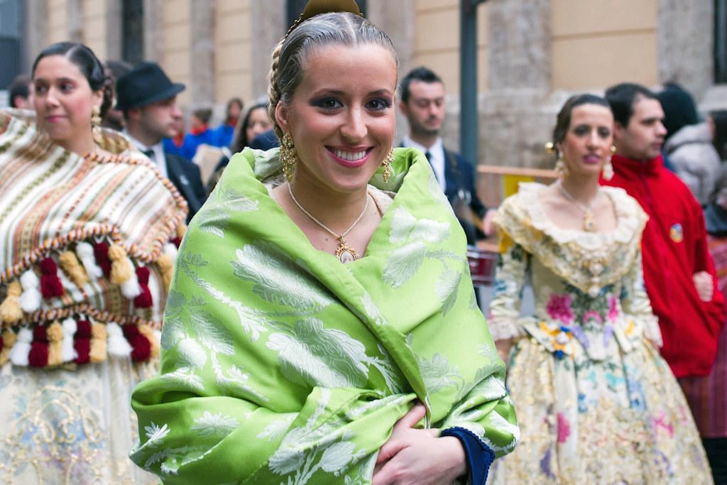 Fallera Procession - 12