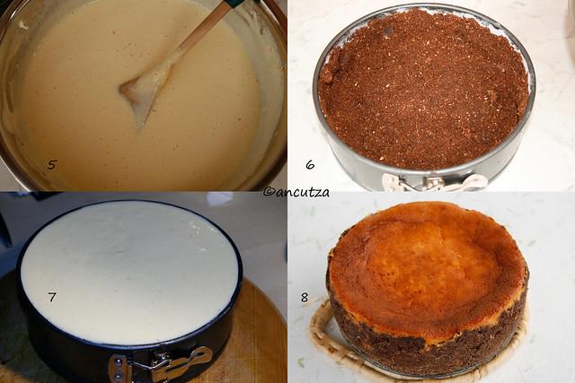 Ricetta con foto cheesecake alle arance