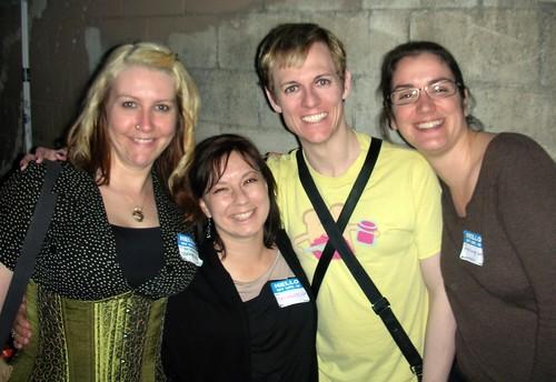 Alison, Erica, Ashely,