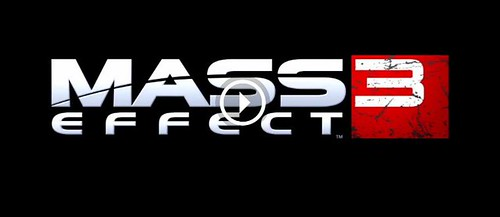 Mass Effect 3 Logo from Electronic Arts