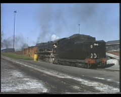 15CA De- Aar coaling stage (Renown) Tags: railroad shed loco trains steam locomotive sas railways sar 482 alco deaar southafricanrailways coalingstage 15ca shedpilot