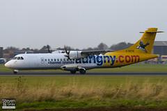 G-BXTN - 483 - Aurigny Air Services - ATR ATR-72-202 - 071014 - Duxford - Steven Gray - IMG_2460
