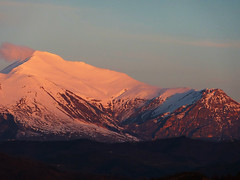 alba su monte Priora (forcina.rosara) Tags: sibillini sopravvena