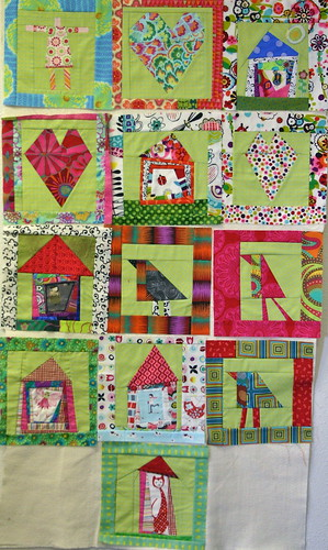 Free Piecing Study blocks for me by myfullcolorlife - Vickie