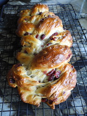 BBA Cranberry Walnut Celebration Bread