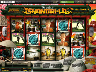 free Shangri-La slot win
