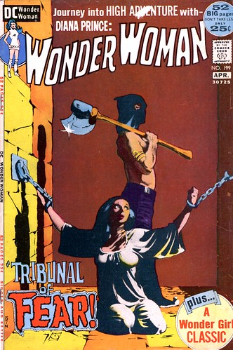 Wonde rWoman 199 cover by Jeff Jones