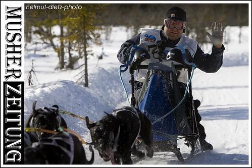 IFSS-WC-2011: Michael Beck - Begegnung am Trail