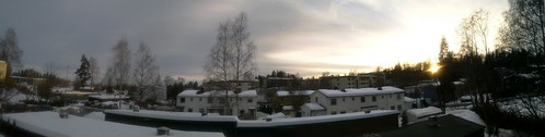 Equinox in Oslo Norway #