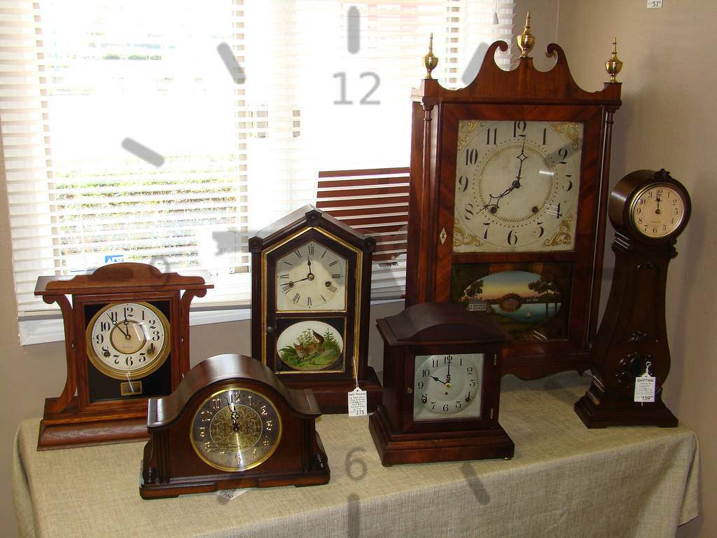 Gulf Coast Clock Co - Antique clocks in Pensacola Florida