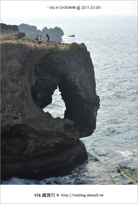 【沖繩自由行】Via帶你玩沖繩~來趟浪漫的初春沖繩旅〈行程篇〉34