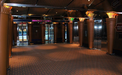 Lido Deck Elevators