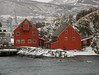 Norge (troutwerks) Tags: snow norway norge arctic bodo redbuildings