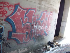 SHOW akb btr (Reckless Artist) Tags: show building art minnesota graffiti midwest paint cities twin spray tc graff mn akb btr colddayfun