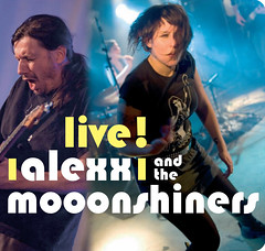 Alexx and the Mooonshiners live!